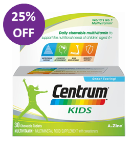 Centrum Kids ONLY €5.33