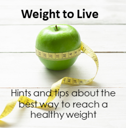 Weight to Live leaflet