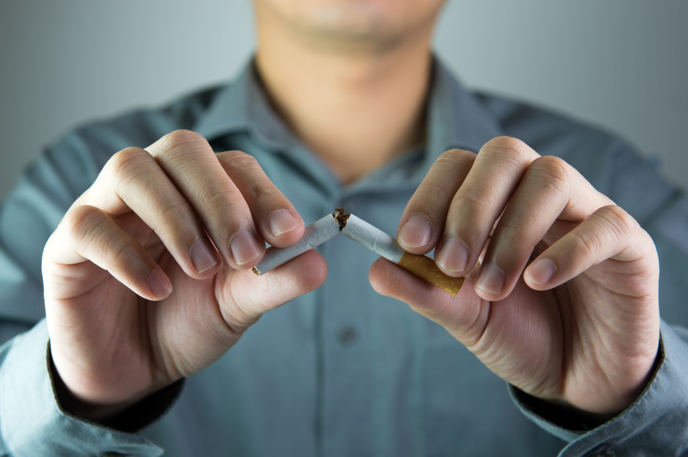 Smoking Cessation Programme- You 2 Can Quit