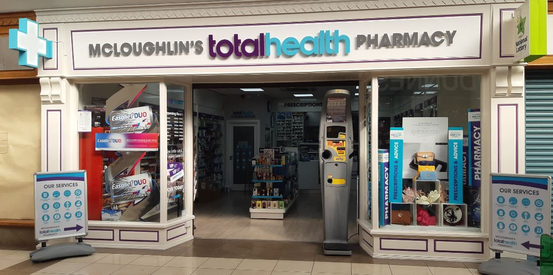 McLoughlin's totalhealth Pharmacy - Ballina
